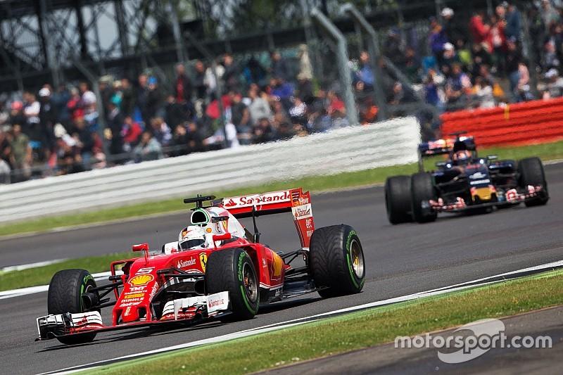 Toro Rosso igualó el ritmo de carrera de Ferrari, dice Kvyat