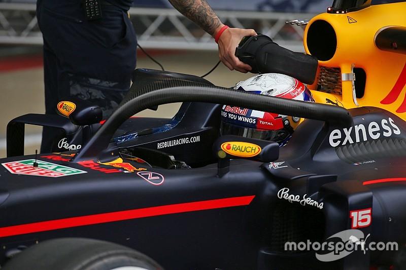 Red Bull pronta a bloccare l'introduzione dell'Halo nel 2017