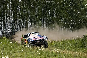 Cross-Country Rally Resumen de la fase Etapa 4 - Peterhansel domina y va por la pelea
