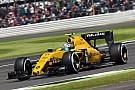 Silverstone, Day 2, ore 10: Palmer primo. Solo 2 giri per Raikkonen