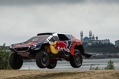 Silk Way Rally 2016: Doppelführung und Überschlag für Peugeot