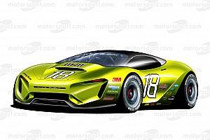 NASCAR Cup Fotostrecke Designstudie: NASCAR im Jahr 2030