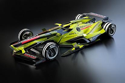 ¿Cómo deberían ser los coches de F1, LMP1 y NASCAR en 2030?