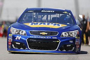 NASCAR Cup Reporte de prácticas Chase Elliott fue el más veloz en la última práctica