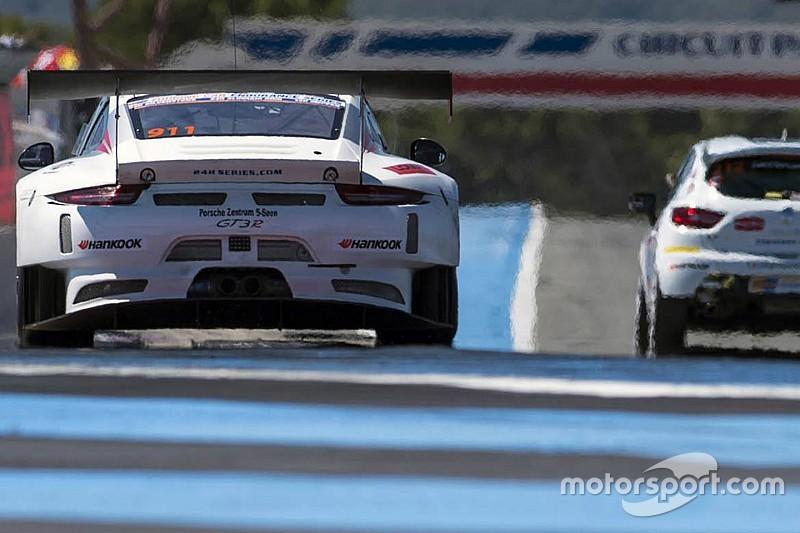24-Stunden-Rennen in Paul Ricard: Herberth Motorsport siegt für Porsche