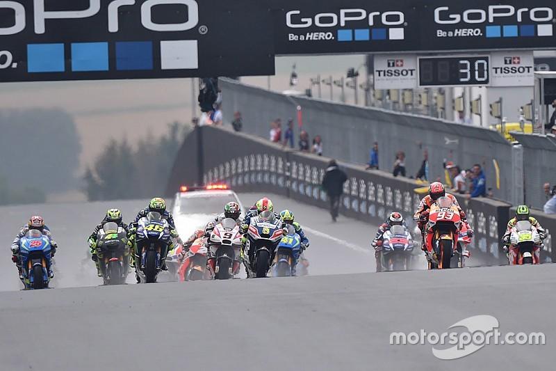 MotoGP: Marquez mit sensationeller Strategie zum siebten Sachsenring-Sieg