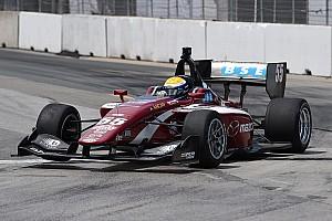Indy Lights Noticias de última hora Urrutia fue cuarto y ahora es segundo en el torneo