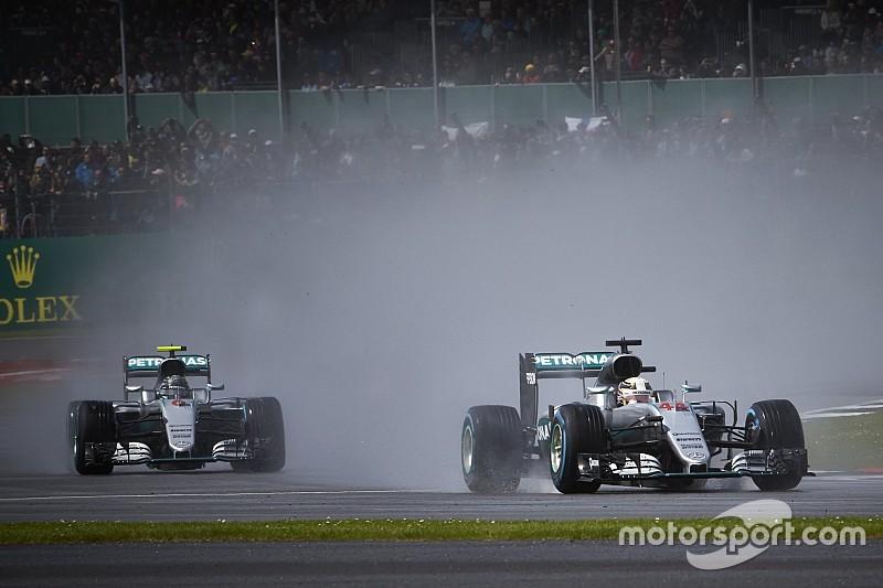 """Hamilton: """"Siempre seré un piloto duro, siempre agresivo"""""""