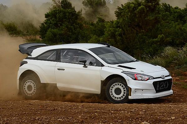 Hyundai: secondo test per la i20 2017. Ecco perché la prova solo Abbring