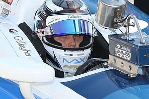 IndyCar Interview Max Chilton -