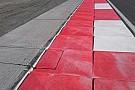 Electrónica contra el uso del exterior de la pista