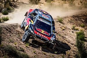Rallye-Raid Actualités Quatre heures de pénalité pour Loeb !