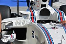 Tech update: Williams past spiegels aan voor meer downforce