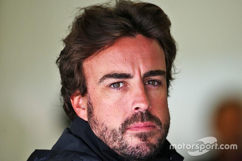 """Alonso: """"Ojalá podamos conseguir un buen resultado"""""""