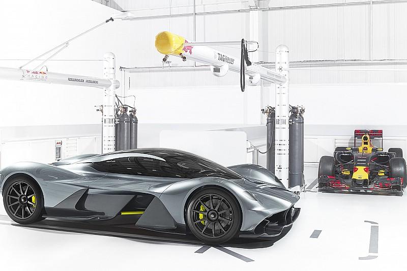 'Aston Martin AM-RB 001 dient als basis voor meer sportwagens'