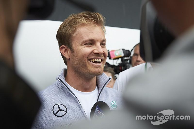 La Mercedes ufficializza il rinnovo di Nico Rosberg