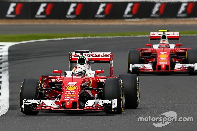 Феттель: Ferrari все ще недостатньо швидка
