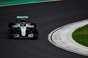 F1 Reporte de prácticas Rosberg lideró la segunda sesión tras accidente de Hamilton