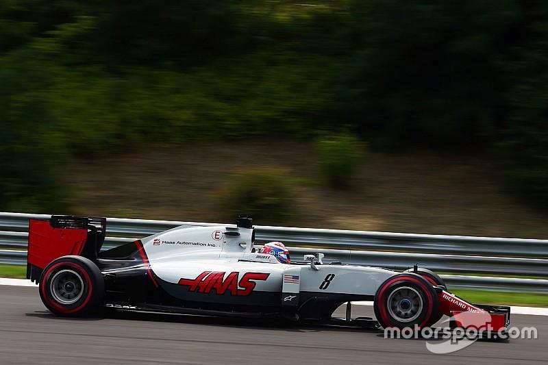 Grosjean hoopt in Hongarije voor het eerst dit jaar Q3 te halen