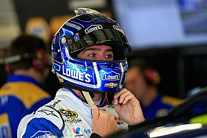 NASCAR Cup Reporte de prácticas Johnson lideró la primera práctica y Gordon terminó en el top 10