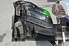 McLaren: flap modificati sull'ala anteriore per avere più carico