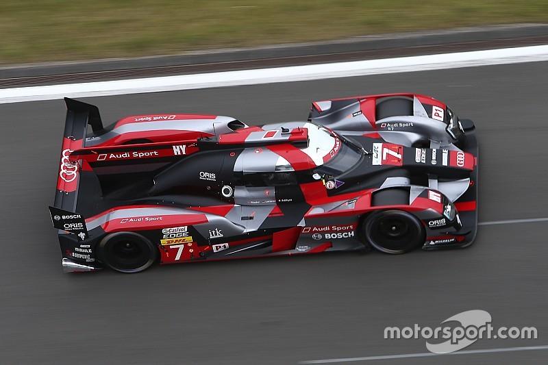 Nurburgring, qualifiche: secco uno-due delle Audi R18