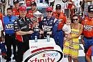 Kyle Busch drückt Xfinity-Rennen in Indianapolis den Stempel auf