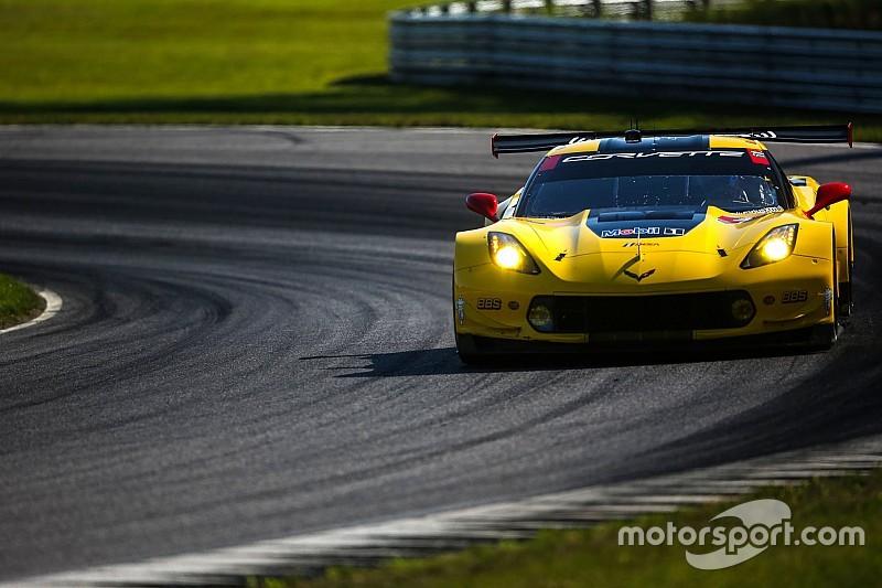 Doppietta Corvette a Lime Rock con Milner e Gavin