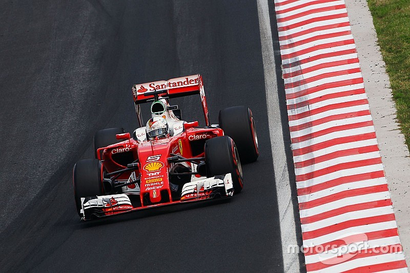 "Vettel: ""We kunnen Red Bull pakken in de race"""