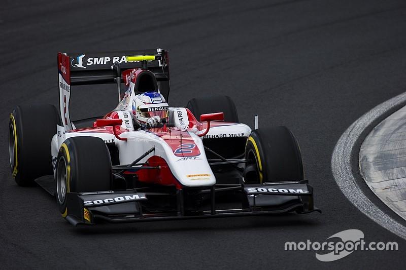 GP2匈牙利:希洛钦赢下冲刺赛