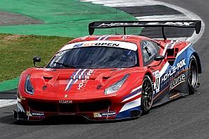 GT Open Qualifiche Stanley porta la Ferrari 488 GTE in pole a Silverstone per Gara 2