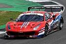 Stanley porta la Ferrari 488 GTE in pole a Silverstone per Gara 2