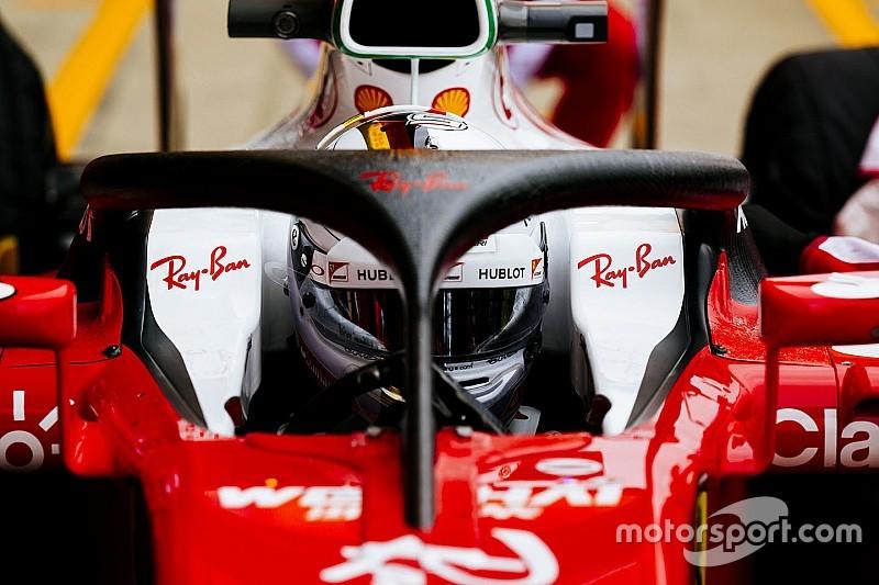 Vettel, Button y Alonso: los equipos no deben decidir sobre el Halo