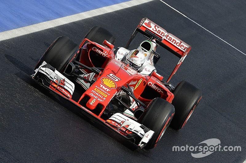 """""""La primera vez en Alemania, con Ferrari va a ser especial"""", Vettel"""