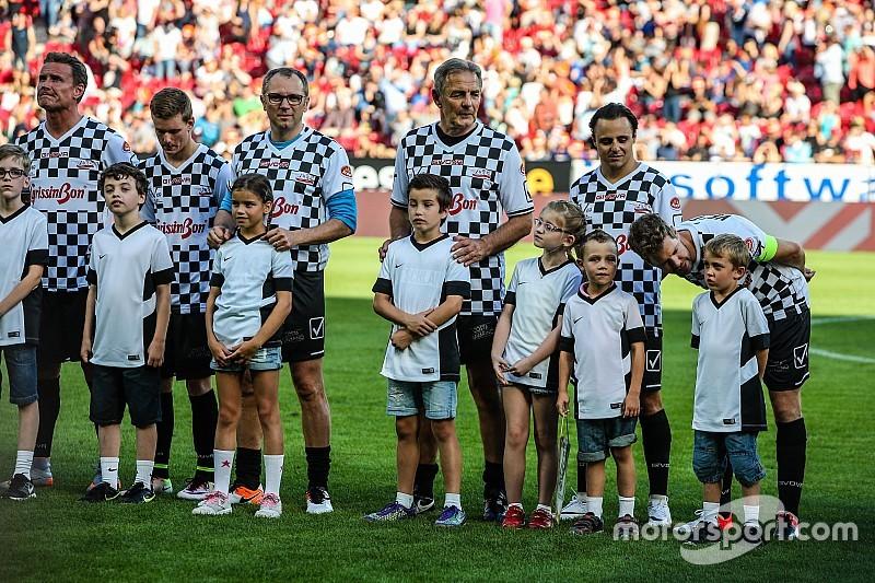 Schumacher sigue en los corazones de todos, dice Massa