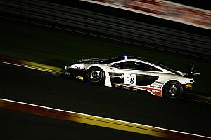 Blancpain Endurance Résumé de qualifications Van Gisbergen met McLaren en pole provisoire