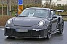 Porsche ontdekte dat Honda een 911 GT3 RS gebruikte als testauto