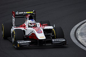 FIA F2 Отчет о квалификации Сироткин вырвал у Гасли поул в Хоккенхайме