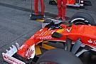 Технический брифинг: проверка на гибкость переднего крыла Ferrari SF16-H