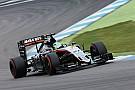Hulkenberg bajo investigación tras la clasificación en Alemania