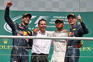 F1 Reporte de la carrera Hamilton se impuso en la casa de Rosberg