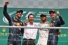 Hamilton se impuso en la casa de Rosberg