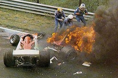 Il y a 40 ans - L'accident de Niki Lauda sur le Nürburgring