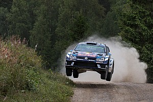 """WRC News Sebastien Ogier ohne Punkte: """"Auch Weltmeister sind nur Menschen"""""""