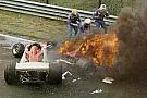 Cuarenta años del accidente de Lauda en el Nordschleife