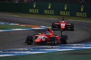 GP3 Важливі новини Усунення проблем з керуванням допомогло Кальдерон заробити перші очки