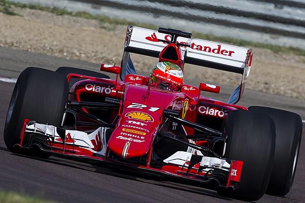 Formule 1 Les dernières photos des tests Pirelli 2017