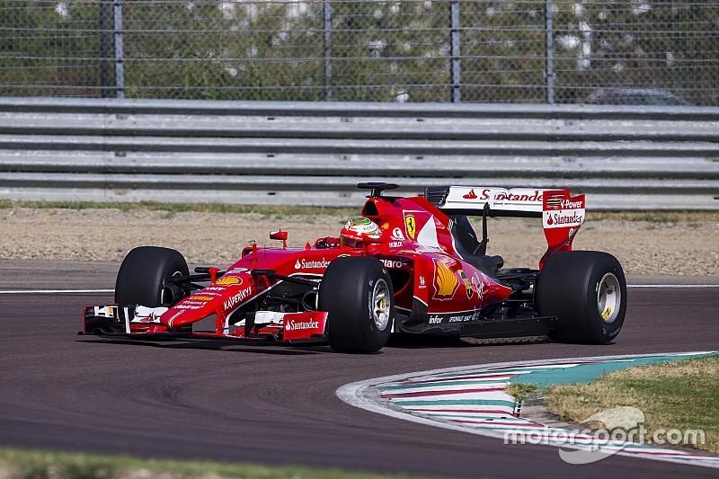 Pirelli проаналізує тести шин для 2017 року
