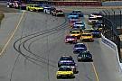 Grosjean opina que la NASCAR es un buen ejemplo de los límites de pista