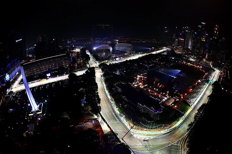 Descubierto un plan terrorista contra el GP de Singapur